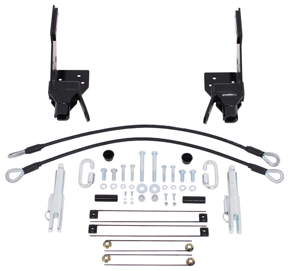 Blue Ox BX3795 Baseplate for Toyota Tacoma