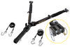 blue ox tow bar hitch mount style telescoping ascent non-binding - motorhome 2 inch 7 500 lbs