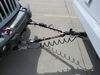 Blue Ox Avail Tow Bar - Motorhome Mount - 10,000 lbs 10000 lbs BX7420 on 2018 Jeep JL Wrangler Unlimited
