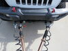 BX7420 - Stores on RV Blue Ox Tow Bar on 2018 Jeep JL Wrangler Unlimited