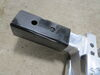 """Blue Ox Hitch Reducer Sleeve - 2-1/2"""" to 2"""" Trailer Hitch No Extension BX88187"""