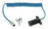 BX88254 - Coiled Cord Blue Ox Tow Bar Wiring
