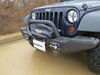 Accessories and Parts BX88301 - Blue Ox to Rugged Ridge Bumper - Blue Ox on 2013 Jeep Wrangler Unlimited