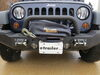 Blue Ox Blue Ox to Rugged Ridge Bumper Accessories and Parts - BX88301 on 2013 Jeep Wrangler Unlimited