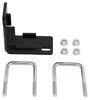 """Blue Ox Hitch Receiver Immobilizer III for 2-1/2"""" Hitch with 2"""" Adapter Sleeve Style BX88312"""