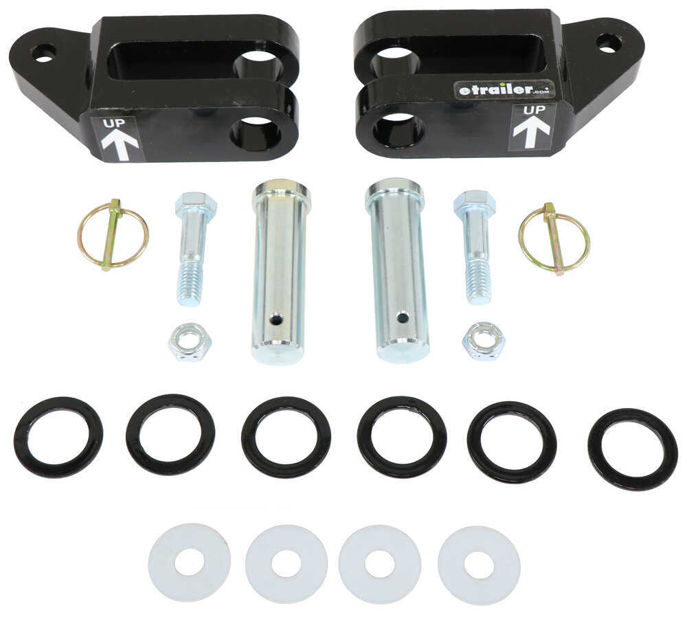BX88358 - Adapters Blue Ox Accessories and Parts