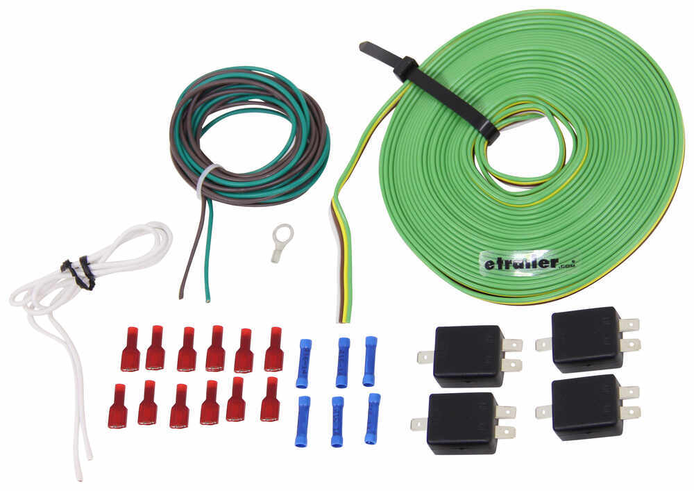 Blue Ox Tow Bar Wiring Kit - 4 Diodes Diode Kit BX8848