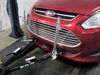 BX8870 - Vehicle Guards Blue Ox Tow Bar on 2013 Ford C-Max