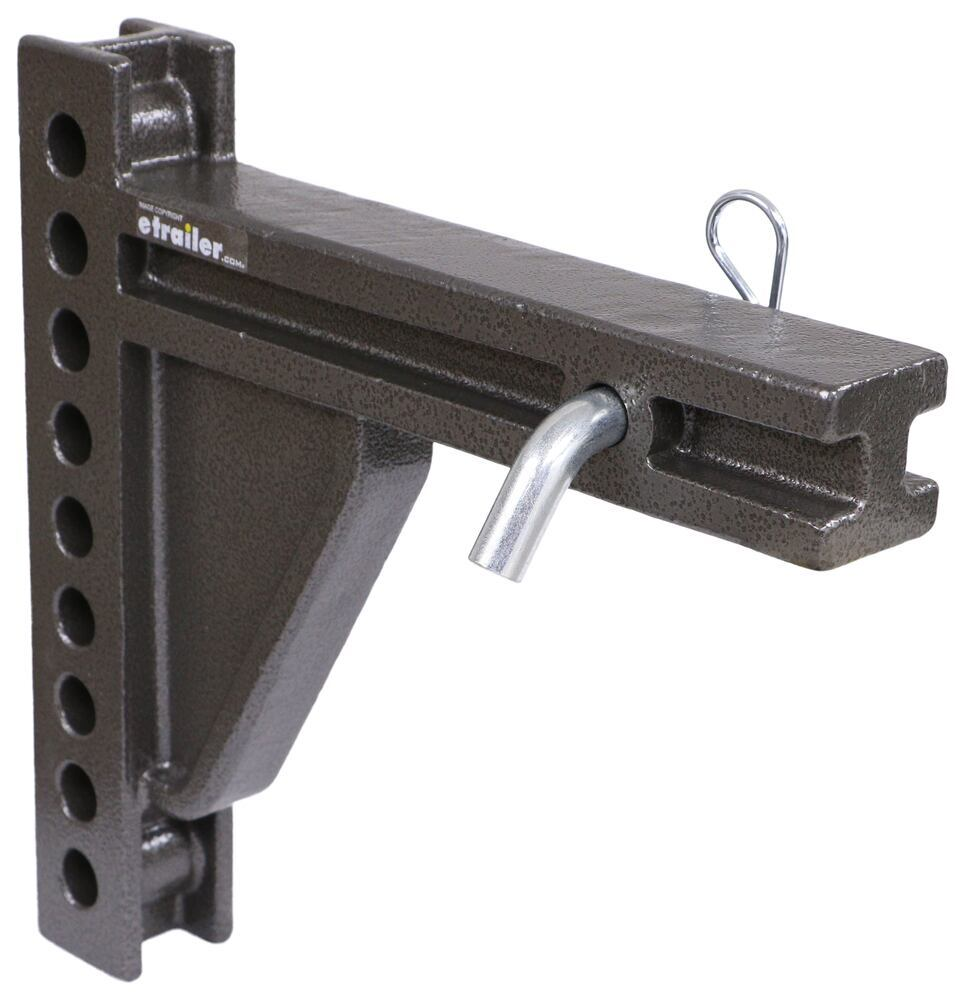 Blue Ox BXW4003 Receiver Hitch Mount 12 inches 9 Hole