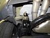 "Curt Trailer Hitch Receiver - Custom Fit - Class I - 1-1/4"" Class I C11000 on 2010 Volkswagen Golf"