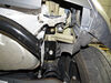 "Curt Trailer Hitch Receiver - Custom Fit - Class I - 1-1/4"" 200 lbs TW C11000 on 2010 Volkswagen Golf"