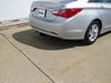 Trailer Hitch C11025 - Visible Cross Tube - Curt on 2013 Hyundai Sonata
