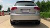"Curt Trailer Hitch Receiver - Custom Fit - Class I - 1-1/4"" 200 lbs TW C11192 on 2012 Audi A3"