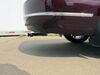 C11234 - 200 lbs TW Curt Trailer Hitch on 2013 Volkswagen Passat