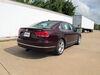 Trailer Hitch C11234 - 2000 lbs GTW - Curt on 2013 Volkswagen Passat
