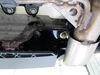 Curt 2000 lbs GTW Trailer Hitch - C11234 on 2013 Volkswagen Passat