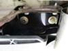 "Curt Trailer Hitch Receiver - Custom Fit - Class I - 1-1/4"" 2000 lbs GTW C11234 on 2013 Volkswagen Passat"