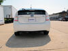 C11276 - Visible Cross Tube Curt Custom Fit Hitch on 2010 Toyota Prius