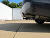 C11352 - Visible Cross Tube Curt Custom Fit Hitch on 2013 Nissan Altima