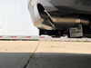 """Curt Trailer Hitch Receiver - Custom Fit - Class I - 1-1/4"""" Visible Cross Tube C11352 on 2013 Nissan Altima"""