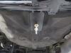 "Curt Trailer Hitch Receiver - Custom Fit - Class I - 1-1/4"" Class I C11368 on 2014 Kia Forte"