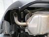 "Curt Trailer Hitch Receiver - Custom Fit - Class I - 1-1/4"" 2000 lbs GTW C11377 on 2015 Mazda 3"