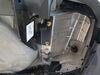 Curt 2000 lbs GTW Trailer Hitch - C11408 on 2017 Subaru WRX
