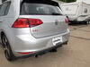 Curt Visible Cross Tube Trailer Hitch - C11412 on 2016 Volkswagen Golf