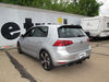 "Curt Trailer Hitch Receiver - Custom Fit - Class I - 1-1/4"" 1-1/4 Inch Hitch C11412 on 2016 Volkswagen Golf"