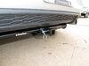 Trailer Hitch C11412 - 2000 lbs GTW - Curt on 2016 Volkswagen Golf