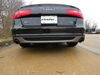 C11423 - Concealed Cross Tube Curt Trailer Hitch on 2012 Audi A6