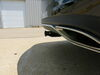C11485 - Concealed Cross Tube Curt Trailer Hitch on 2018 Mercedes-Benz C-Class