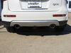 """Curt Trailer Hitch Receiver - Custom Fit - Class I - 1-1/4"""" Concealed Cross Tube C11510 on 2016 Infiniti QX50"""