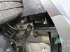2020 hyundai kona trailer hitch curt custom fit receiver - class i 1-1/4 inch