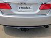 "Curt Trailer Hitch Receiver - Custom Fit - Class I - 1-1/4"" 2000 lbs GTW C11681 on 2014 Honda Accord"