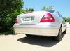 """Curt Trailer Hitch Receiver - Custom Fit - Class I - 1-1/4"""" 1-1/4 Inch Hitch C11701 on 2003 Mercedes-Benz E-Class"""