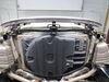 Curt 1-1/4 Inch Hitch Trailer Hitch - C11701 on 2003 Mercedes-Benz E-Class