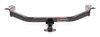 C12083 - Concealed Cross Tube Curt Trailer Hitch
