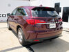 """Curt Trailer Hitch Receiver - Custom Fit - Class II - 1-1/4"""" Concealed Cross Tube C12083 on 2014 Acura RDX"""