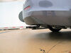 C12115 - Concealed Cross Tube Curt Trailer Hitch on 2015 Chevrolet Malibu