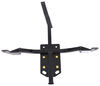 C12115 - Concealed Cross Tube Curt Custom Fit Hitch