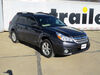 "Curt Trailer Hitch Receiver - Custom Fit - Class II - 1-1/4"" 3500 lbs GTW C12290 on 2012 Subaru Outback Wagon"