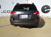 Curt Trailer Hitch - C12290 on 2012 Subaru Outback Wagon