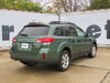 "Curt Trailer Hitch Receiver - Custom Fit - Class II - 1-1/4"" Visible Cross Tube C12290 on 2013 Subaru Outback Wagon"