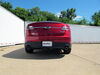 C12296 - 300 lbs TW Curt Trailer Hitch on 2013 Ford Taurus