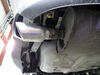 C12296 - 3500 lbs GTW Curt Trailer Hitch on 2013 Ford Taurus