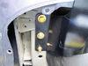 C13068 - Visible Cross Tube Curt Custom Fit Hitch on 2014 Honda Odyssey