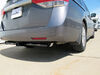 C13068 - Visible Cross Tube Curt Trailer Hitch on 2014 Honda Odyssey