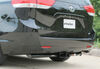 C13105 - 5000 lbs WD GTW Curt Trailer Hitch on 2011 Toyota Sienna