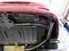 C13105 - 2 Inch Hitch Curt Custom Fit Hitch on 2014 Toyota Sienna